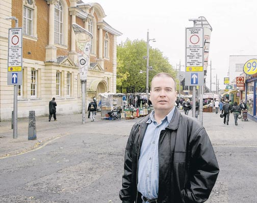 Cllr James O'Rourke (Picture by Roy Tillett, Yellow Advertiser)